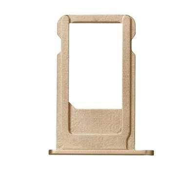 Лоток для SIM-карты iPhone 6S Plus, Gold фото 1