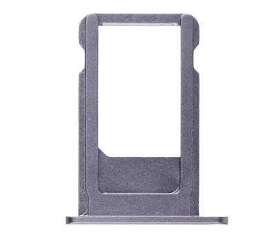 Лоток для SIM-карты iPhone 6S Plus, Space Grey фото 2