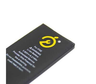 Набор DIY iReplace® для замены аккумулятора на Apple iPhone SE фото 6