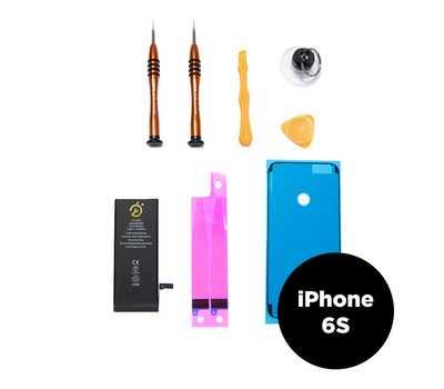 Набор DIY iReplace® для замены аккумулятора на Apple iPhone 6S фото 1