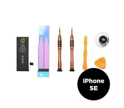 Набор DIY iReplace® для замены аккумулятора на Apple iPhone SE фото 1