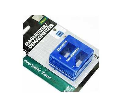Намагничиватель-размагничиватель для наконечников отверток Pro'sKit фото 4