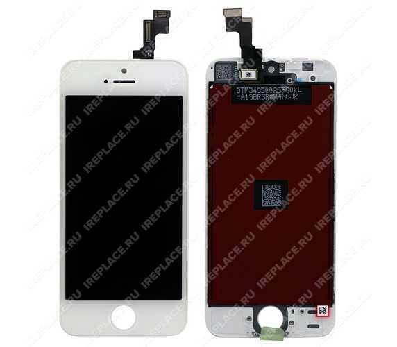 lcd дисплей iphone 5s