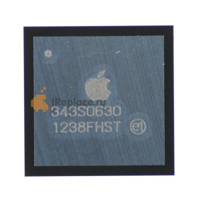 Микросхема КП iPad Air Power Management IC 343S0630